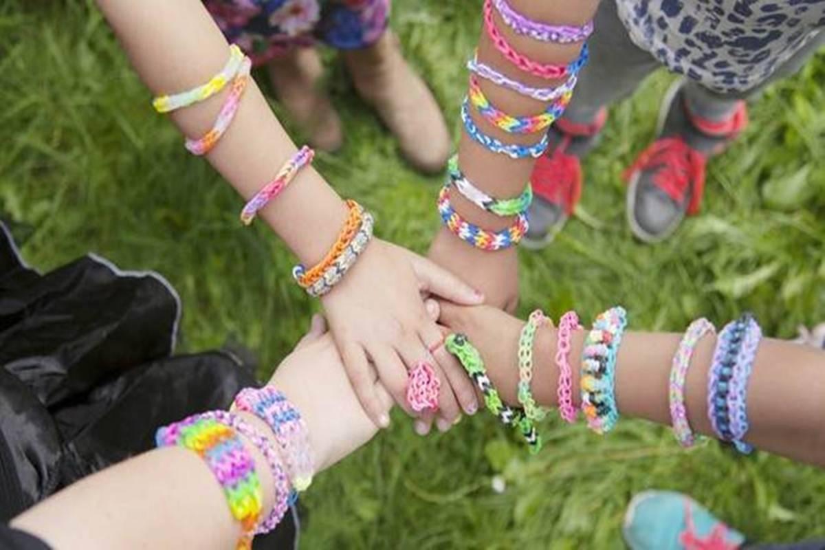 3 astuces pour écrire ses initiales sur un bracelet